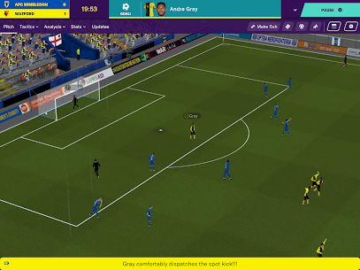 Football Manager 2020 Touch  Apk Download For Android and Iphone 7