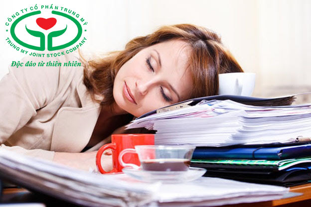 Người bệnh nên đi kiểm tra sớm khi thấy cơ thể mệt mỏi kéo dài
