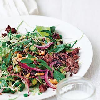 Thai Beef Salad | Larb