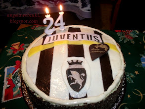 Photo: Juventus torta recept