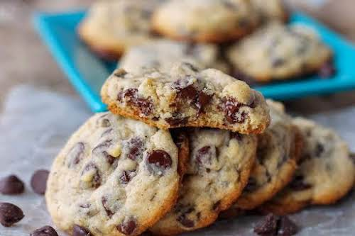 """Vanilla Bean Java Chippers""""These cookies are the perfect treat to have friends..."""