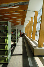 Photo: The Crossings Branch Library - Lethbridge, Alberta Sahuri and Partners Architects