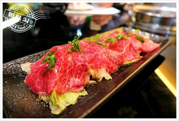 武鶴和牛-AA9生牛肉生菜
