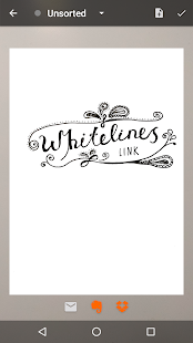 Whitelines Link- screenshot thumbnail
