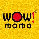 Wow! Momo, Khopat, Thane West, Thane logo