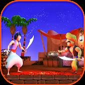 Tải Game Endless adventure story of Aladin Run world