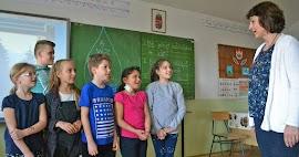 Képek a Bárdudvarnoki iskoláról