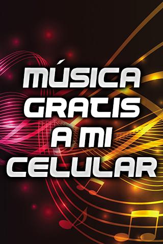 descargar musica gratis mp3 celular