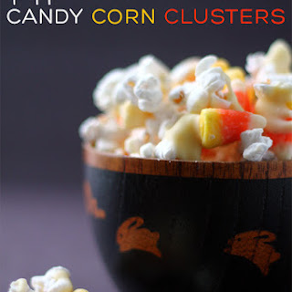 Poppin' Candy Corn Clusters
