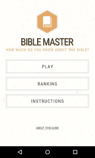 Bible Master
