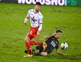 Antoine Colassin fera aussi l'impasse sur le déplacement à Anderlecht