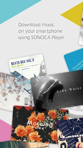 SONOCA Player 3.0.14 Windows u7528 1