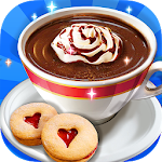 Hot Chocolate! Delicious Drink Icon