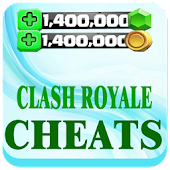 Gems,Coins for Clash Royale