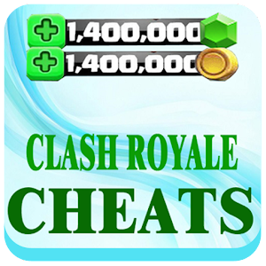 Gems,Coins for Clash Royale for PC