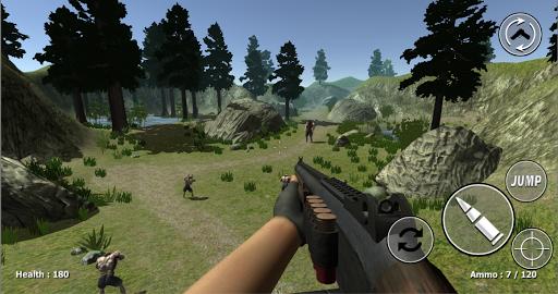 Zombie Evil Kill 2 - Dead Horror FPS apktram screenshots 6