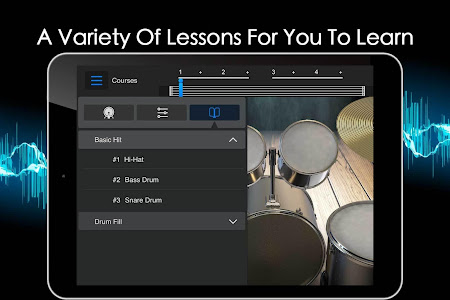 Easy Jazz Drums for Beginners: Real Rock Drum Sets 1.1.2 screenshot 2093009