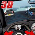 Racing simulator icon