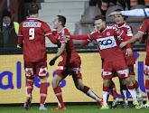 Courtrai s'est imposé 3-1 face à Waasland-Beveren