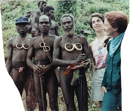 Photo: Gayl Rich 1975 New Guinea Native