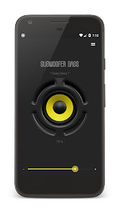 Subwoofer Bass Profi Screenshot