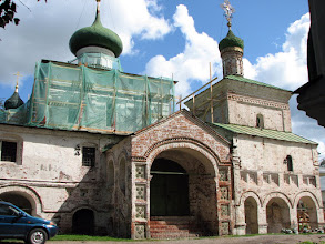 Photo: Ярославль. Церковь Рождества Христова