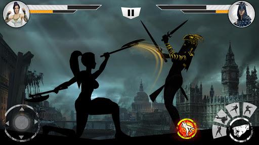 Samurai Shadow Fighter PRO: Kung Fu Combat Warrior 1.0.3 screenshots 2
