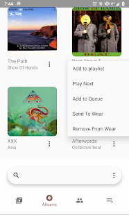 NavMusik - Offline-Musik-Player Screenshot
