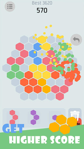 Hex Puzzle - Super fun 1.7.7 screenshots 14