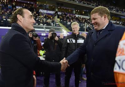 """Le KVK retrouve Hein Vanhaezebrouck: """"Aborder ce match comme celui contre le Standard"""""""