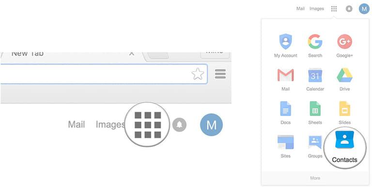 Hướng dẫn chuyển danh bạ từ iPhone sang Android nhanh nhất