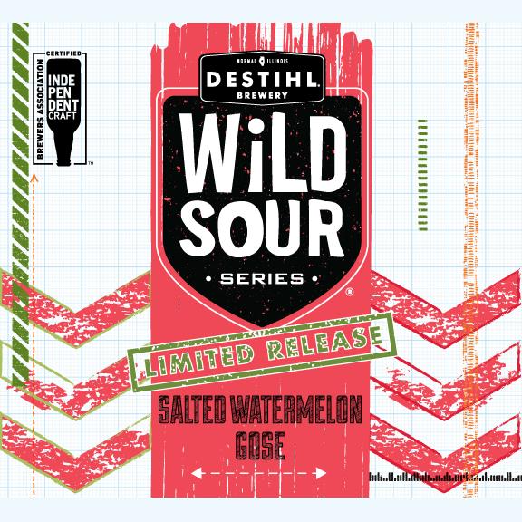 Logo of DESTIHL Wild Sour Series: Salted Watermelon Gose