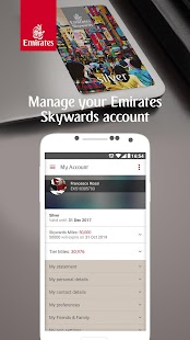The Emirates App - náhled