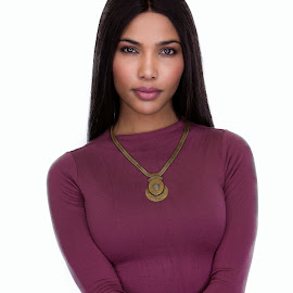 Beautiful Naamah by Jeffrey Martin - People Portraits of Women ( beautiful, supermodel, natural beauty, model, female model, portrait )