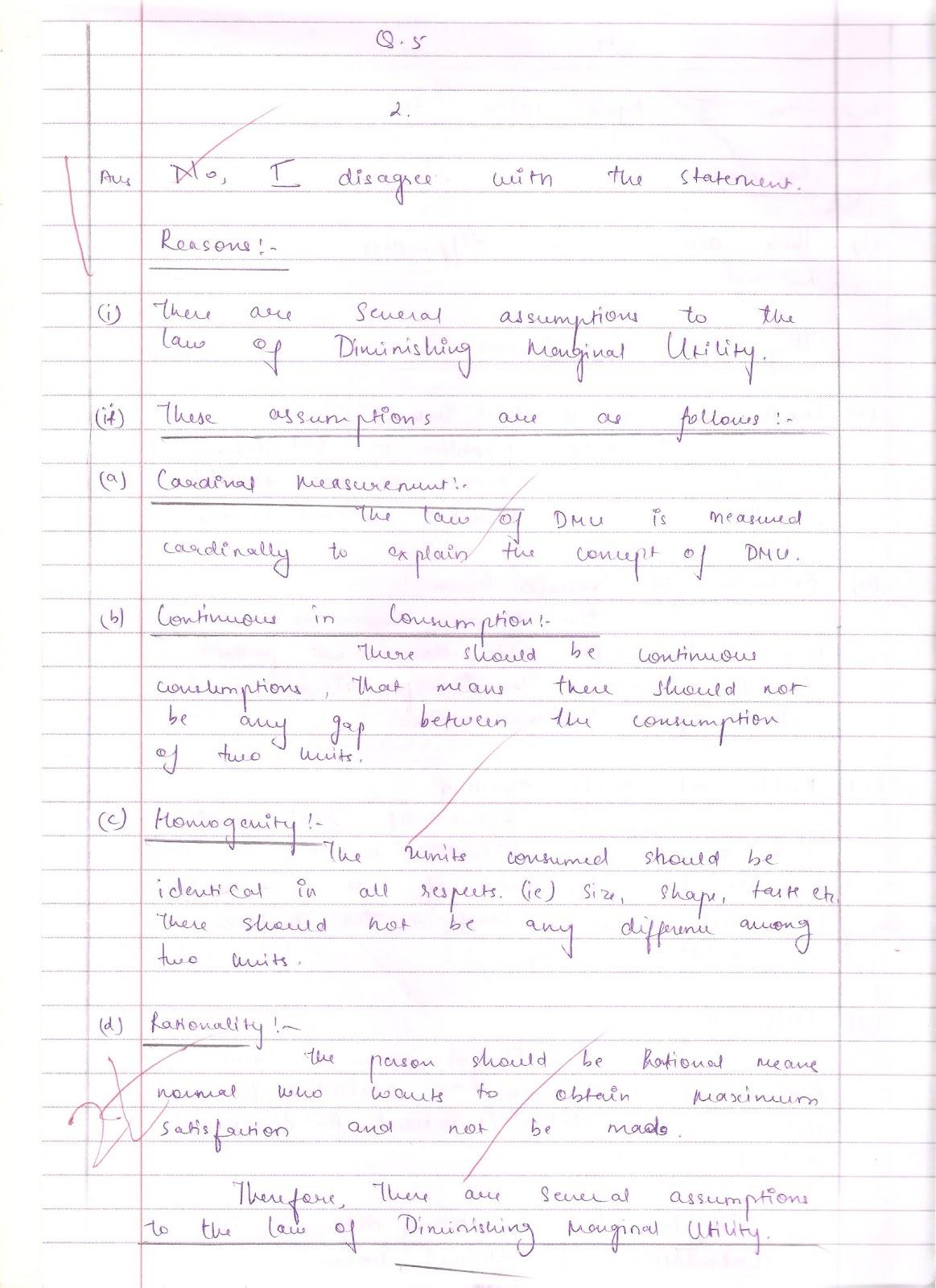 School papers in economics