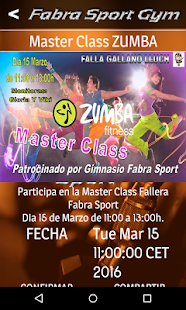 Fabra Sport Gym- screenshot thumbnail
