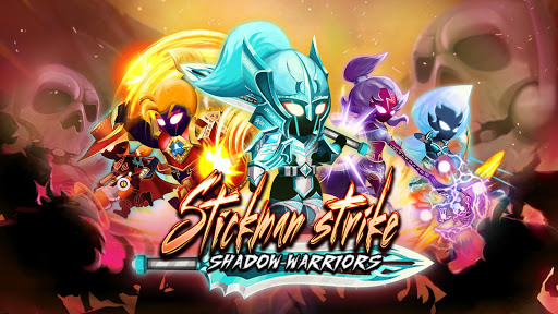 Stickman Strike: Shadow Warriors - Ninja Legends  captures d'écran 1
