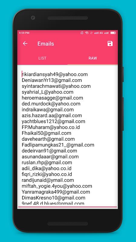 Email Extractor screenshots