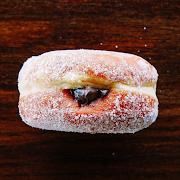Doughnut - Raspberry Jam