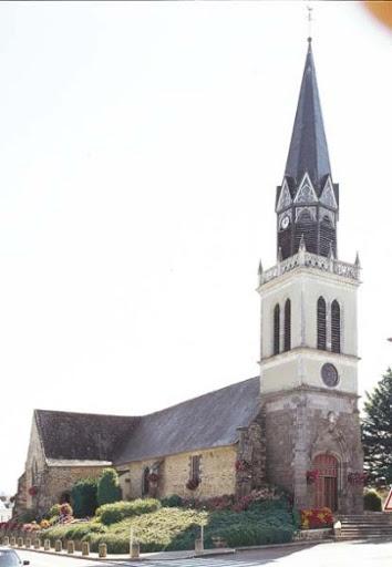 photo de eglise Sainte Justine