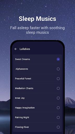 Sound Sleeper - Sleep Cycle Tracker, Snores, Music  screenshots 5