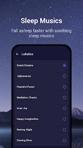 Sound Sleeper – Sleep Cycle Tracker, Snores, Music 5