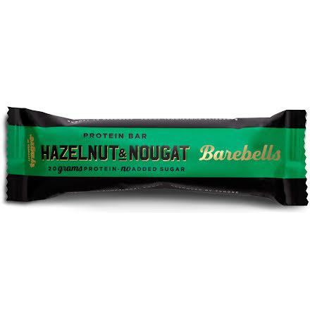 Barebells Bars Hazelnut & Noug