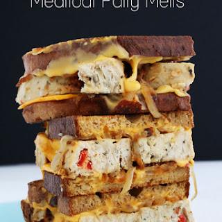 Leftover Meatloaf Patty Melts.