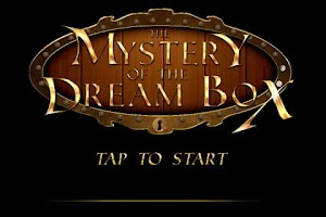 Screenshot of Mystery of the Magic Dream Box