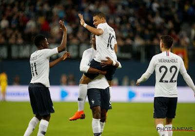 Inquiétude pour l'équipe de France avant la rencontre face au Danemark
