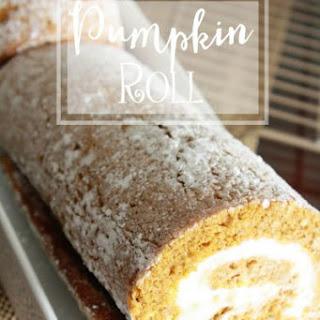 Pumpkin Roll.