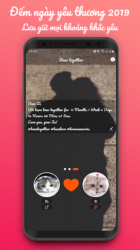 Been Together - Been Love Memory Counter Lite 19.05.01 screenshots 2