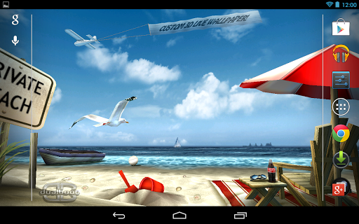 My Beach Free screenshot 1