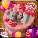 Photo On Birthday Cake icon